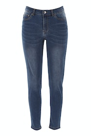 The Mid Rise Skinny Jean