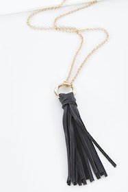 Ita Tassel Necklace