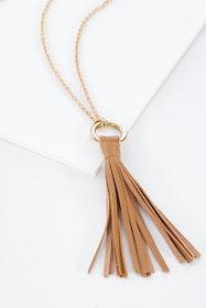 Ita Tassel Necklace