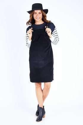 Elm Embrace Cord Pinni Dress