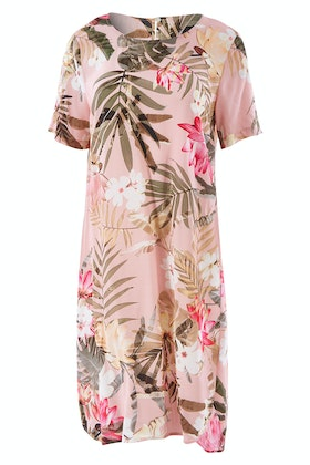Jump Summer Tropical Dress