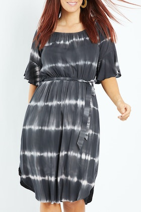 Belle bird Belle Tie Dye Dress