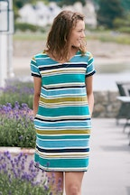 Lily & Me Stripe Shift Dress