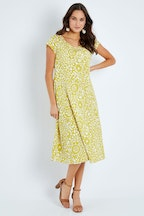 Cordelia St Citris Crinkle Dress