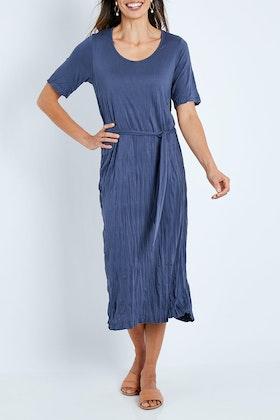 Cordelia St Bamboo Midi Dress