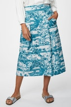 Thought Toile De Jouy Skirt