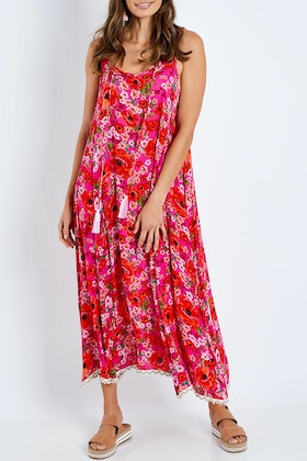 Naudic New Astrid Maxi Dress