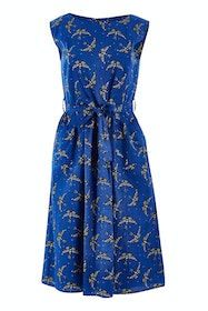 Emma Fit and Flare Dress