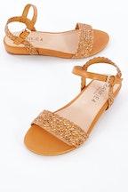 FRANKiE4 Jane Flat Sandal