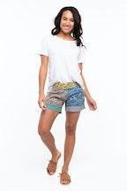 Boom Shankar Patchwork Shorts