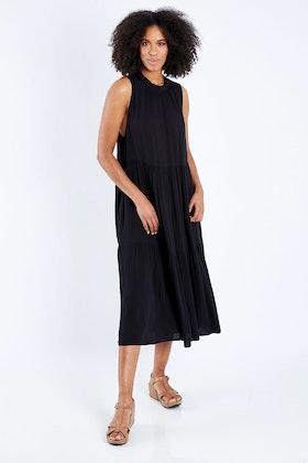Threadz Sleeveless Panelled Dress