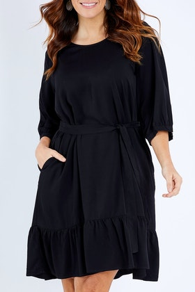 PQ Collection Flare Dress