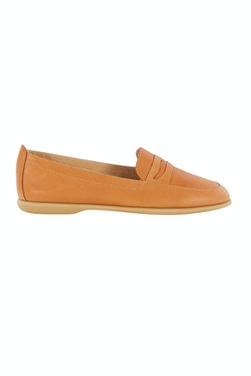 Alfie and Evie Beauty Leather Loafer