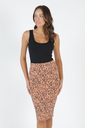Betty Basics Maya Reversible Skirt