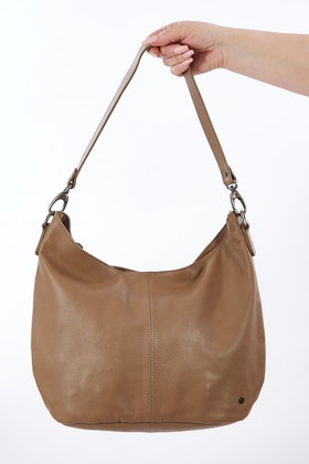Stitch and Hide Frankie Leather Hobo Bag